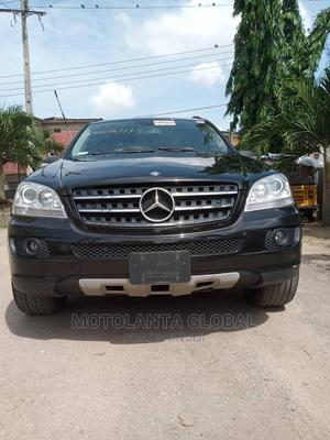 Mercedes-Benz M Class 2007 ML 350 4Matic Black | Cars for sale in Lagos State, Ifako-Ijaiye