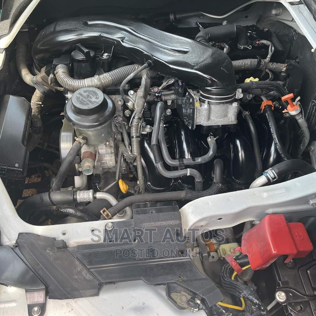 Toyota Brevis 2014 White