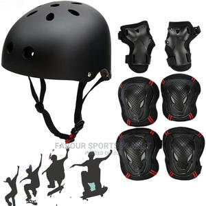 Multi Purpose Pritective Helmet Available at Sports Planet | Sports Equipment for sale in Rivers State, Port-Harcourt