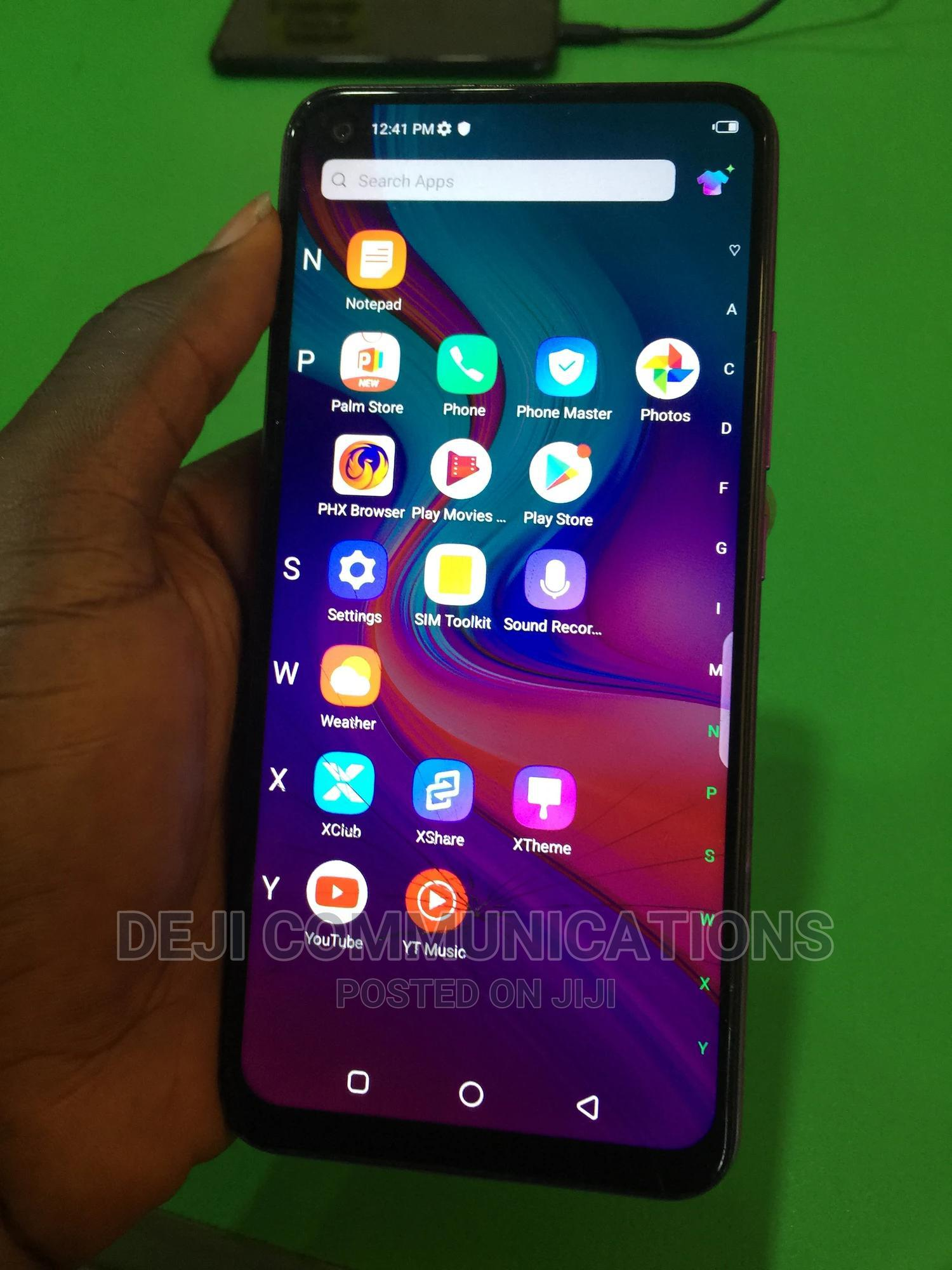 Infinix S5 Lite 32 GB Purple   Mobile Phones for sale in Port-Harcourt, Rivers State, Nigeria