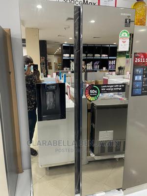 Samsung Side by Side Fridge Inverter | Kitchen Appliances for sale in Lagos State, Ikeja