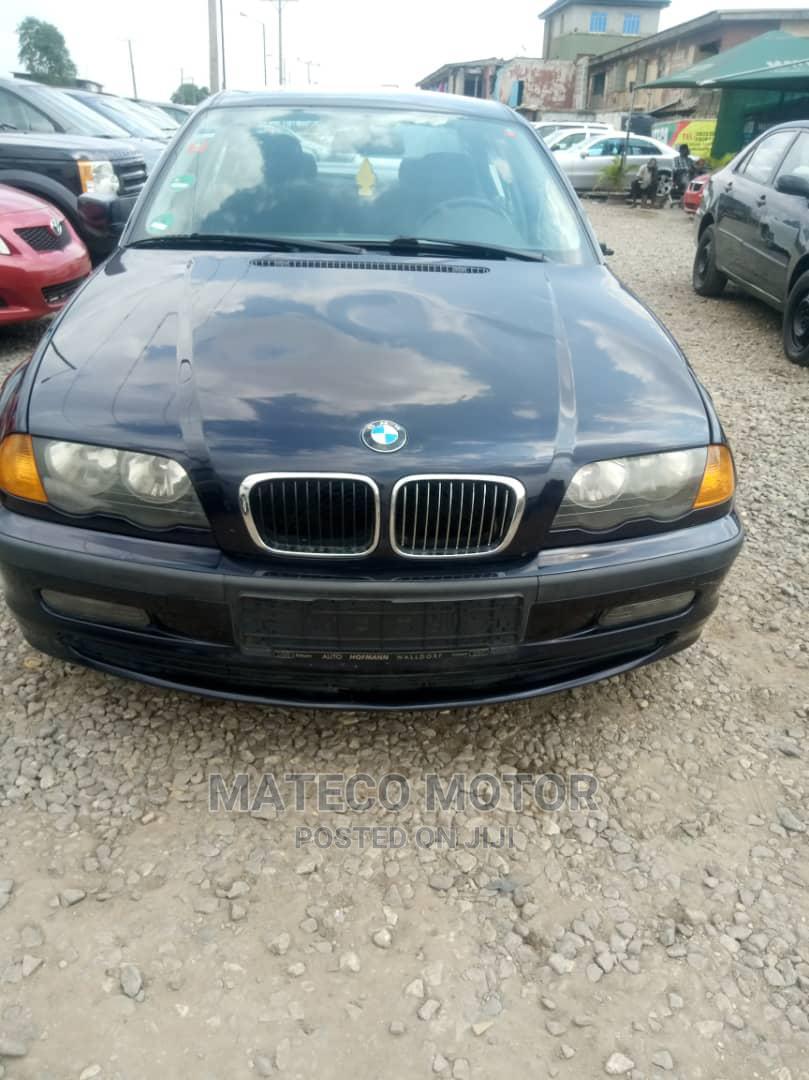 BMW 325i 2003 Blue