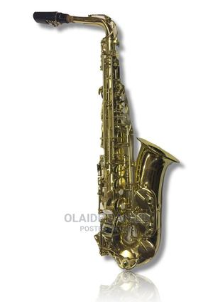 Professional Nashville Alto Saxophone (Daniels Music Store) | Musical Instruments & Gear for sale in Lagos State, Alimosho