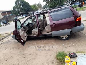 Toyota Sienna 1998 LE 4dr Red   Cars for sale in Lagos State, Apapa