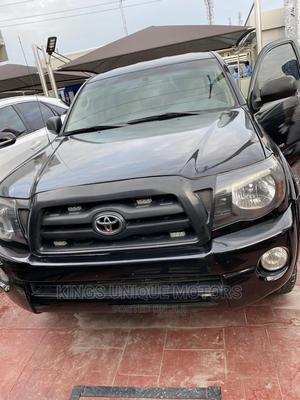 Toyota Tacoma 2007 Black | Cars for sale in Lagos State, Abule Egba