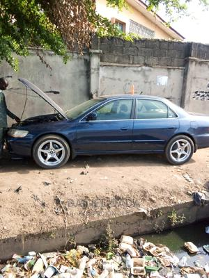 Honda Accord 1999 EX Blue   Cars for sale in Lagos State, Ipaja