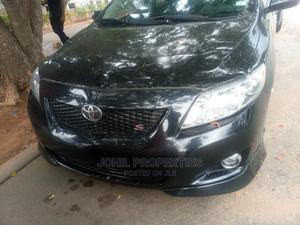 Toyota Corolla 2009 Black | Cars for sale in Abuja (FCT) State, Maitama