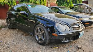 Mercedes-Benz CLK 2005 Black   Cars for sale in Lagos State, Yaba