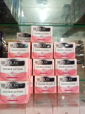 Olay Double Action Night Cream | Skin Care for sale in Lagos State, Amuwo-Odofin
