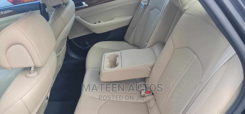 Hyundai Sonata 2015 Black | Cars for sale in Ikeja, Lagos State, Nigeria