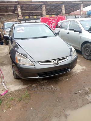 Honda Accord 2003 Gray   Cars for sale in Lagos State, Ikotun/Igando
