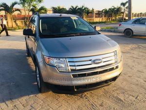 Ford Edge 2008 SE 4dr FWD (3.5L 6cyl 6A) Gray | Cars for sale in Lagos State, Ajah