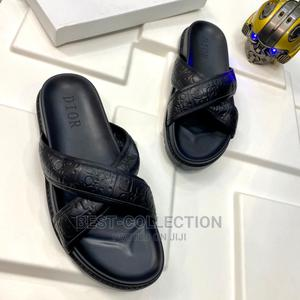 Designer Dior Palm Slippers   Shoes for sale in Lagos State, Lagos Island (Eko)