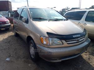 Toyota Sienna 2003 XLE Gold | Cars for sale in Lagos State, Apapa