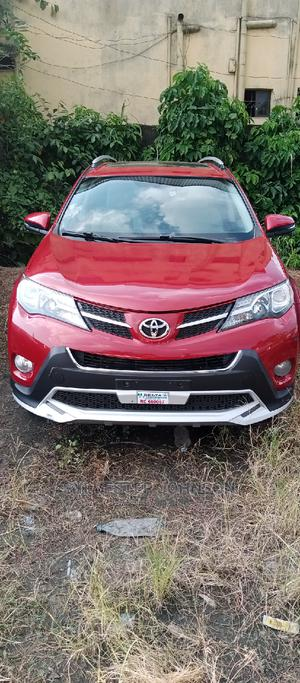 Toyota RAV4 2013 LE FWD (2.5L 4cyl 6A) Red | Cars for sale in Delta State, Warri