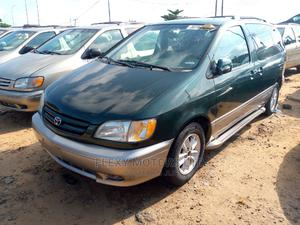 Toyota Sienna 2003 XLE Green | Cars for sale in Lagos State, Apapa
