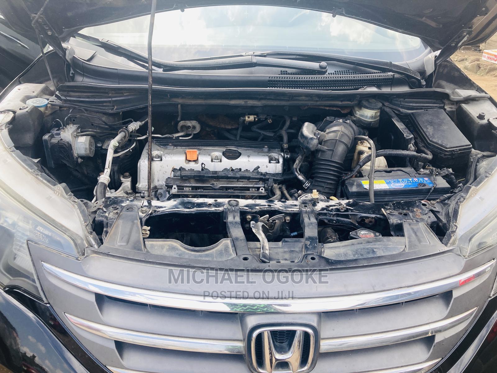 Honda CR-V 2013 Black | Cars for sale in Oshodi, Lagos State, Nigeria
