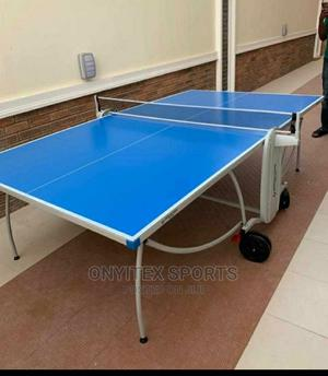 American Fitness Outdoor Table Tennis   Sports Equipment for sale in Rivers State, Port-Harcourt