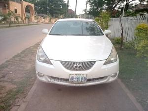 Toyota Solara 2005 White   Cars for sale in Abuja (FCT) State, Asokoro