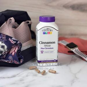 21st Century Cinnamon   Vitamins & Supplements for sale in Rivers State, Port-Harcourt