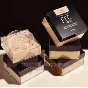 Maybelline Fit Me Loose Finishing Powder, 20g   Makeup for sale in Lagos State, Lekki