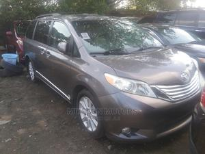 Toyota Sienna 2011 Limited 7 Passenger Gray   Cars for sale in Lagos State, Apapa