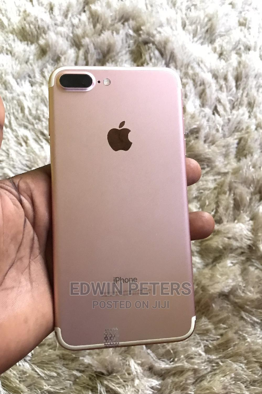 Archive: Apple iPhone 7 Plus 128 GB Silver