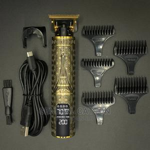 T Hair Clipper Electric Hair Trimmer Cordless Shaver | Tools & Accessories for sale in Lagos State, Ikoyi