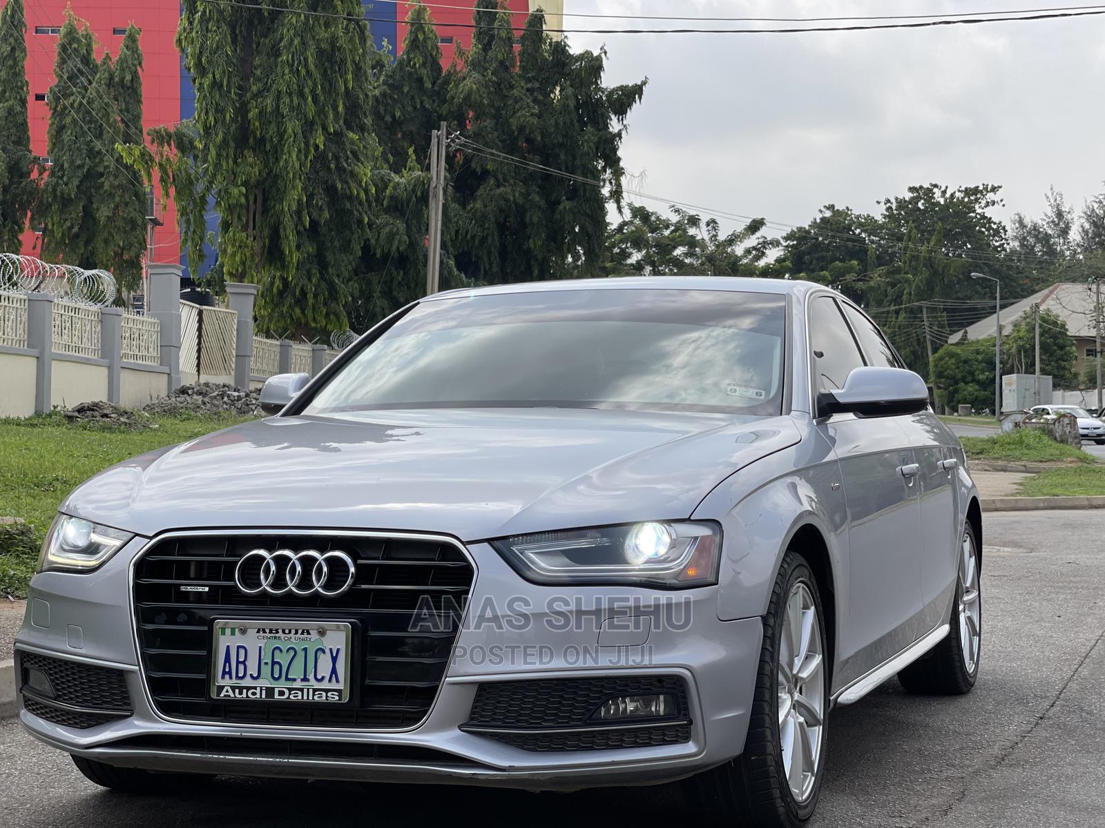 Audi A4 2015 Silver
