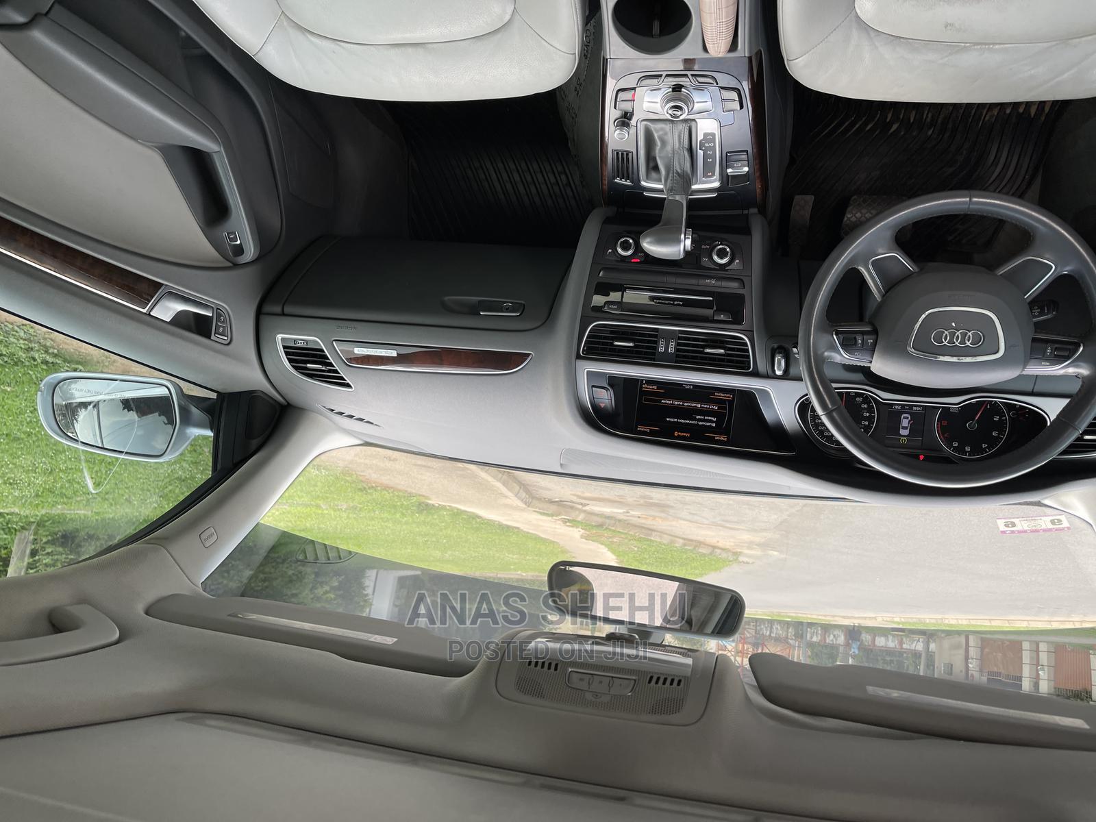 Audi A4 2015 Silver | Cars for sale in Asokoro, Abuja (FCT) State, Nigeria