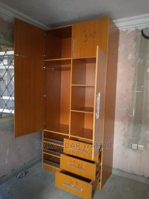 7ft by 4ft Standard Wardrobe | Furniture for sale in Lagos State, Mushin