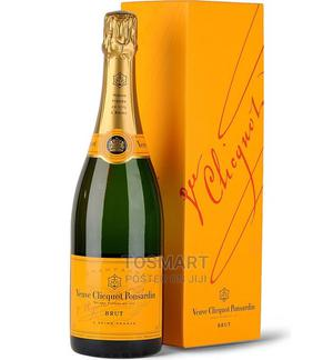 Veuve Clicquot Clicquot Brut - 75cl 12% Acl. -Single Bottle | Meals & Drinks for sale in Lagos State, Oshodi