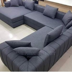7 Seater L-Shaped Sofa | Furniture for sale in Lagos State, Ikeja