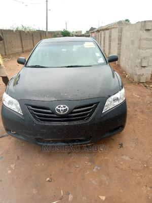 Toyota Camry 2007 Black | Cars for sale in Lagos State, Alimosho