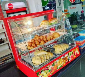 Snacks Display Warming Showcase | Restaurant & Catering Equipment for sale in Lagos State, Ojo