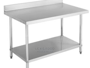 Working Table Stainless Steel   Restaurant & Catering Equipment for sale in Lagos State, Ojo