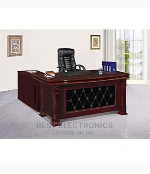 Executive Office Table With Extension 1.4m | Furniture for sale in Abuja (FCT) State, Kubwa
