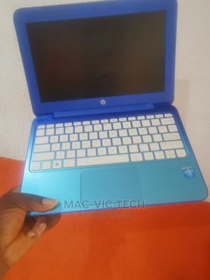 Laptop HP Stream 11 2GB Intel Celeron SSD 32GB | Laptops & Computers for sale in Lagos State, Ikeja