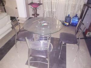 Glass Dinning Table   Furniture for sale in Rivers State, Port-Harcourt