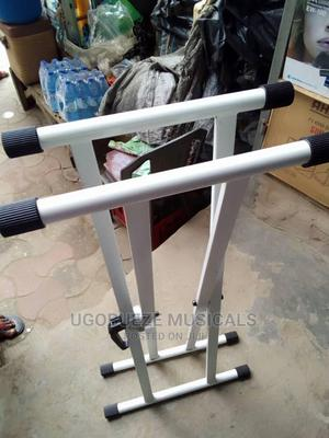 Original Keyboard Stand | Musical Instruments & Gear for sale in Lagos State, Ojo