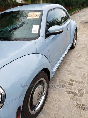 Volkswagen Beetle 2014 Blue | Cars for sale in Lagos State, Isolo