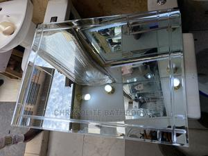 Plain Bathroom Mirror   Home Accessories for sale in Lagos State, Orile
