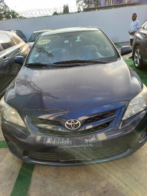 Toyota Corolla 2013 Blue | Cars for sale in Lagos State, Ilupeju