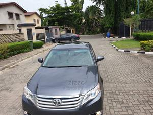 Toyota Avalon 2012 Gray   Cars for sale in Lagos State, Victoria Island