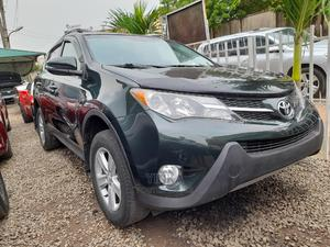 Toyota RAV4 2013 XLE FWD (2.5L 4cyl 6A) Green | Cars for sale in Lagos State, Ikeja