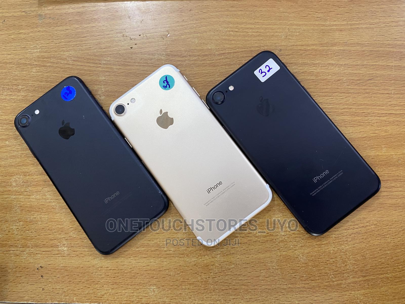 Apple iPhone 7 32 GB Black | Mobile Phones for sale in Uyo, Akwa Ibom State, Nigeria