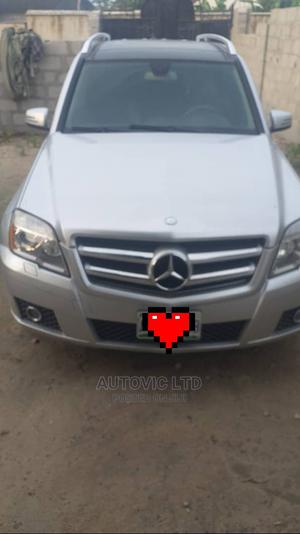 Mercedes-Benz GLK-Class 2011 350 4MATIC Silver | Cars for sale in Lagos State, Ajah