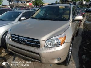 Toyota RAV4 2008 200 4X4 Automatic Gold | Cars for sale in Lagos State, Apapa