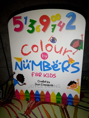 Colour by Numbers. For Kids | Babies & Kids Accessories for sale in Abuja (FCT) State, Kubwa
