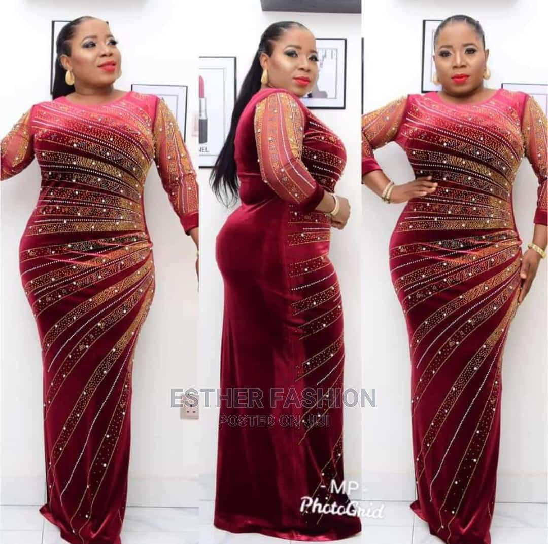Female Quality Long Gown   Clothing for sale in Ikeja, Lagos State, Nigeria